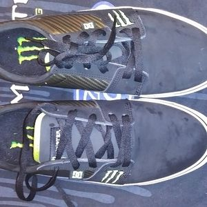 Monster drink shoes free shirt!